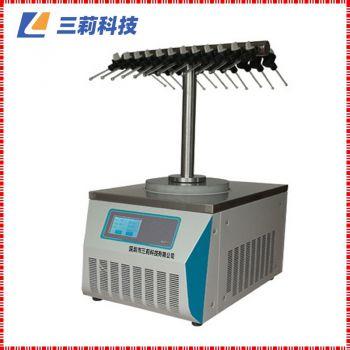 LGJ-10 T型冻干机 -50℃架型真空冷冻干燥机