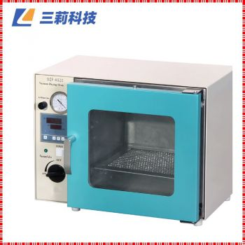 DZF-6021真空干燥箱 20升碳钢内胆台式真空烘箱