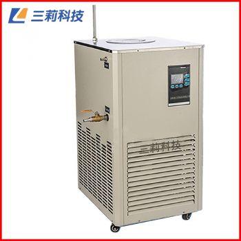 100升水槽-80度冷水机 DLSB-100/80低温冷却液循环泵
