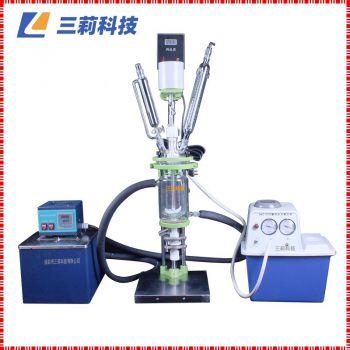 GY-5高温循环油浴 5升反应釜配套高温循环装置