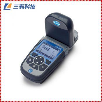 哈希DR900水质便携检测仪 cod氨氮总氮总磷污水化学需氧量测定仪