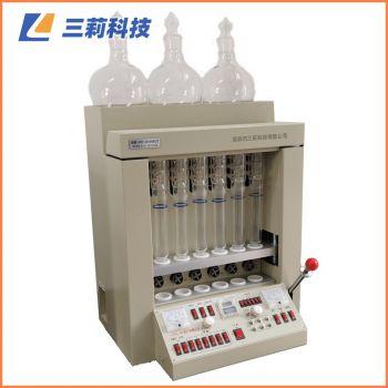 CXC-06饲料粮食粗纤维测定仪