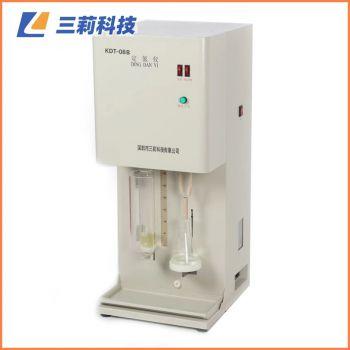 KDT-08B定氮仪(蒸馏水)八孔消解器粗蛋白质测定仪 KDT-04、08B蒸馏器(蒸馏水)