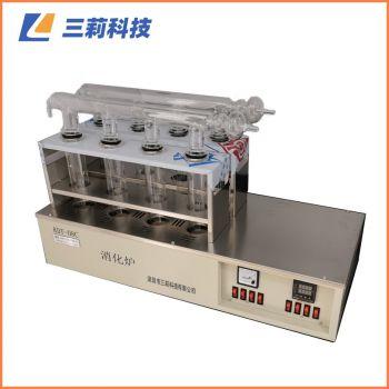 KDT-12C消解器十二孔井式可控硅数显温控定氮消化炉 KDT-12C十二孔井式可控硅数显温控定氮消化炉