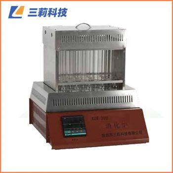 KDT-20D消解器 二十孔铝锭数显温控定氮消化炉