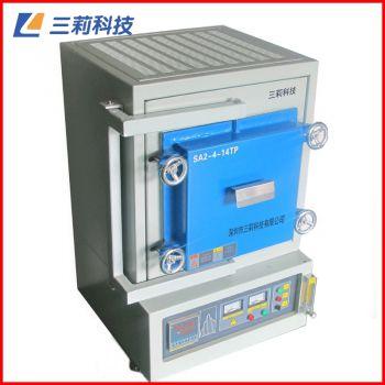 SA2-2-12TP高温箱式气氛炉 批发2kw 1200℃气氛保护烧结电阻炉