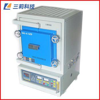 1700℃高温气氛马弗炉 SA2-2-17TP硅钼棒加热箱式气氛炉