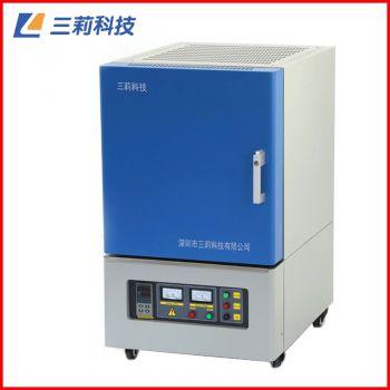 智能高温马弗炉 SX2-2-14TP箱式电阻炉 1400℃粉末烧结高温炉