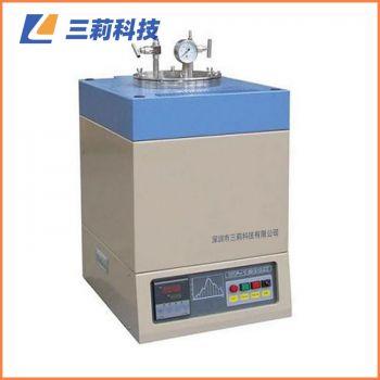 SG2V-2-14TP坩埚电阻炉 定制1400℃真空井式坩埚炉