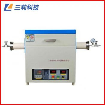 批发SK2-5-17TPB3管式电阻炉 1700℃通气氛抽真空高温管式炉