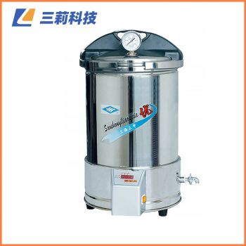 YX280-15L定时数控手提式不锈钢压力蒸汽灭菌器