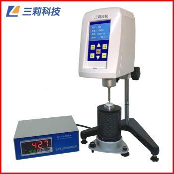 聚乙烯蜡高温粘度计HB-SSR-H数显布氏粘度计
