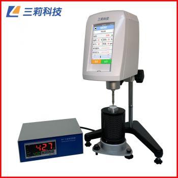 NDJ-1C-T触摸屏数显布氏粘度计 热熔胶高温旋转粘度计
