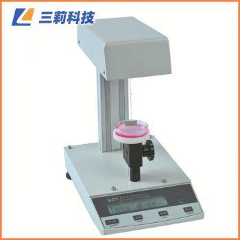 BZY-203自动表面张力仪 铂金板环兼用0.01mN/m精度界面张力仪