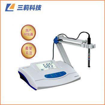 0.01 级雷磁自动校准酸度计 大液晶屏PHS-3C型pH计